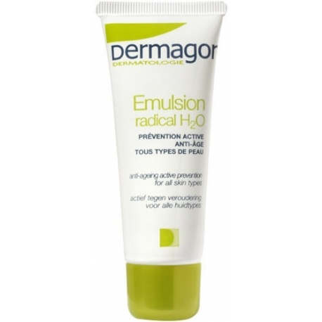 Dermagor Emulsion Radical H2O Anti-âge 40 ml