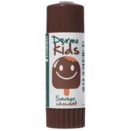 Dermophil Dermokids Stick Saveur Chocolat 4 g
