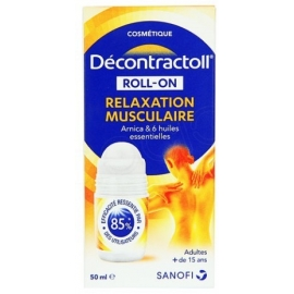 Décontractoll Roll-on 50 ml