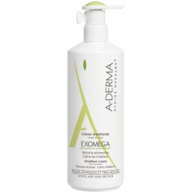 A-Derma Exomega crème émolliente 400 ML