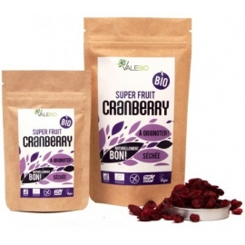 Valebio Super Fruit Cranberry Bio 170 g