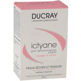 Ducray Ictyane Pain Surgras Dermatologique 200 g