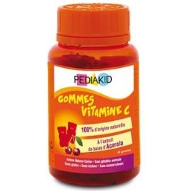 Pediakid Gommes Vitamines C x 60
