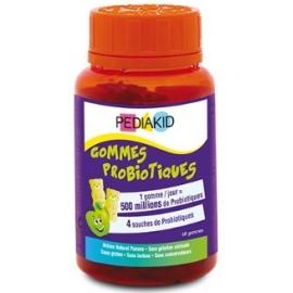 Pediakid Gommes Probiotiques x 60