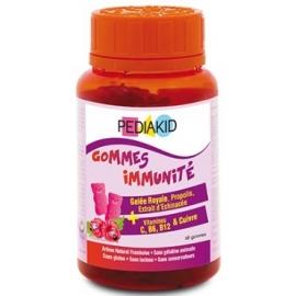Pediakid Gommes Immunités x 60