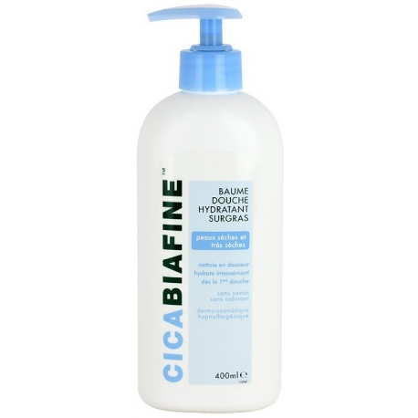 Cicabiafine Baume Douche Hydratant 400 ML