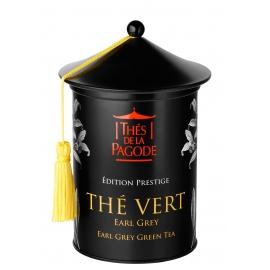 Thés De La Pagode Thé Vert Earl Grey Bio 100 g