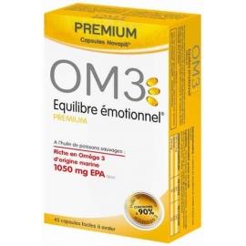 OM3 Equilibre Emotionnel Premium 45 capsules