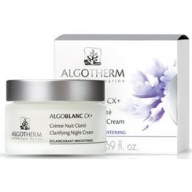 Algotherm Blanc CX+ Crème de Nuit Clarté 50 ml
