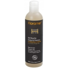 Florame Gel Douche Corps & Cheveux Bio 250 ml