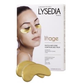 Lysedia Liftage Patch Anti-âge Contour Des yeux x 5 paires
