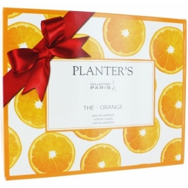 Planter's Coffret Thé - Orange