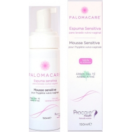 Palomacre Mousse Sensitive 150 ml
