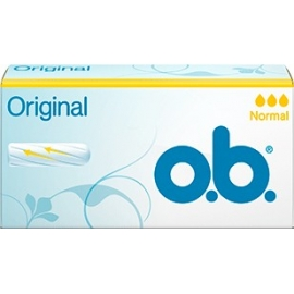 O.B. Original Tampon Normal x 32