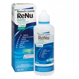 BAUSCH&LOMB RENU MULTIPLUS YEUX 360 ml