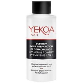 Yekoa Solution Préparation et Démaquillage 125 ml