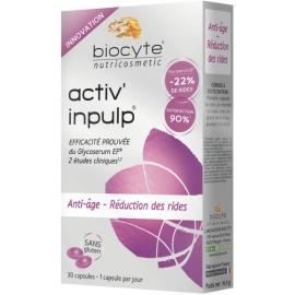 Biocyte Nutricosmétic Activ'inpulp Anti-âge 30 Capsules