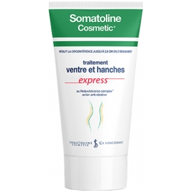 Somatoline Cosmetic Traitement Ventre Et Hanches Express 150 ml