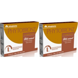 Arkopharma Phytobronz autobronzant 2 x 30 Capsules