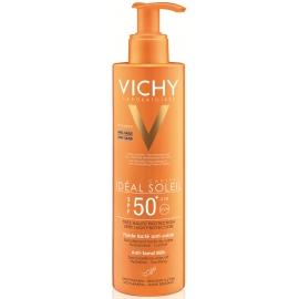 Vichy Idéal Soleil Spf 50 Fluide Lacté Anti-sable 200 ml
