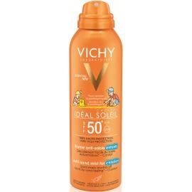 Vichy Idéal Soleil Spf 50+ Brume Anti-sable Enfants 200 ml