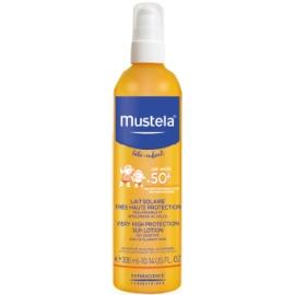 Mustela Bébé-Enfant Lait Solaire Très Haute Protection SPF 50 300 ML
