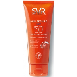 SVR Sun Secure Spf 50 Lait Hydratant Invisible 100 ml