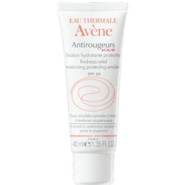 Avène Antirougeurs Jour Emulsion hydratante protectrice peaux normales à mixtes 40 ml