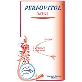 PERFOVITOL ENERGIE 60 CAPSULES