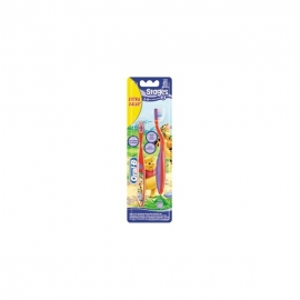 ORAL-B STAGE 2 BROSSE A DENTS 2-4 ANS LOT DE 2