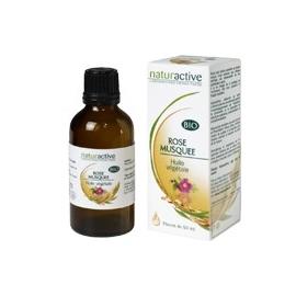 NATURACTIVE HUILE VEGETALE BIO ROSE MUSQUEE 50 ml