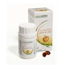 Naturactive Elusanes pépins de courge 60 capsules