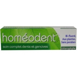 Boiron Dentifrice Homeodent 2 Chlorophylle Tube 75 ml