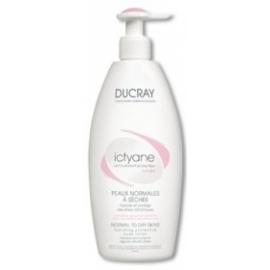 Ducray Ictyane Crème Lavante Douceur 500 ml