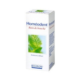 Boiron Bain de Bouche Homeodent Flacon 125 ml