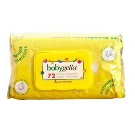 Babygella Lingettes Nettoyantes x 72