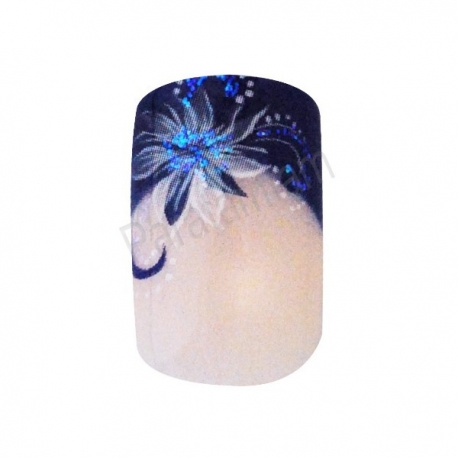 Broadway Fashion Express Faux Ongles Design 24 Ongles