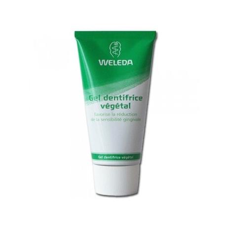 Weleda Gel Dentifrice Végétal Bio 75 ml