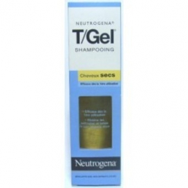 Neutrogena Shampooing Antipelliculaire T/gel 250 ML