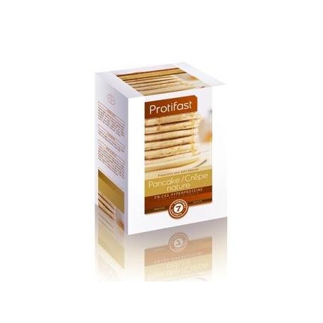 Protifast En-cas Hyperproteine Preparation Pour Pancake Nature 7 Sachets