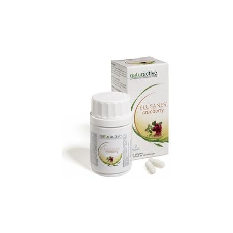 Naturactive Elusanes cranberry 60 gélules