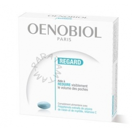 Oenobiol Regard Anti Poches Anti Cernes 30 Dragees