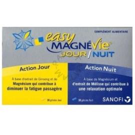 Easy MagnéVie Jour/Nuit 60 gélules