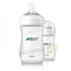 Avent natural biberon 330 ml x2