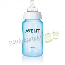 Avent Biberon bleu sans BPA 330 ml