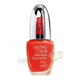 Pupa Vernis à ongles Lasting Color 519  Dark Orange 5 ml