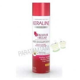 Keraline couleur & éclat après-shampoing soin couleur 250 ml