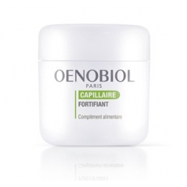 Oenobiol Capillaire Fortifiant Cheveux et Ongles 60 comprimés