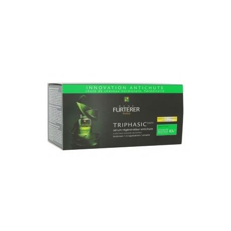 Furterer Triphasic VHT + 8 Flaconnettes 5,5 ml