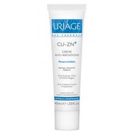 Uriage CU-ZN Crème Anti-irritations 40 ml